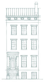 Greek Revival Style Townhouse